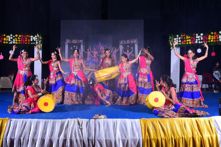 22nd Century Public School-Traditional Dance