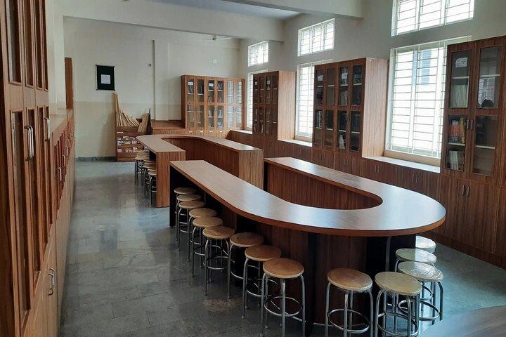 Carmel Convent School-Library