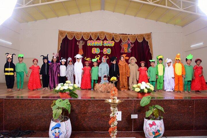 Carmel Convent School-Fancy Dress