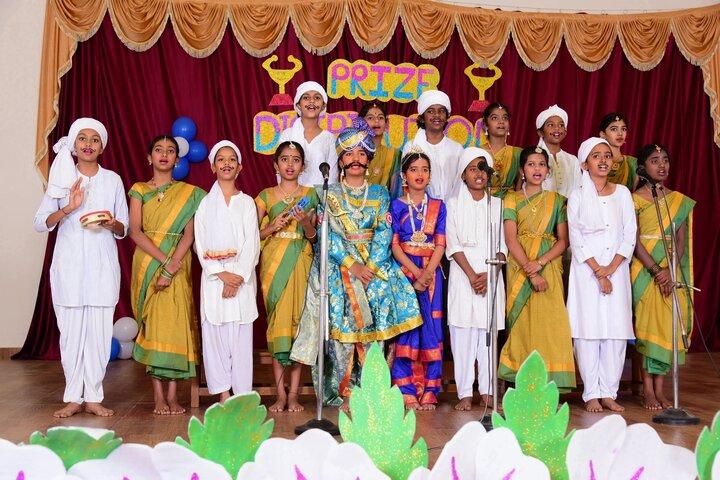 Carmel Convent School-Cultural Activity