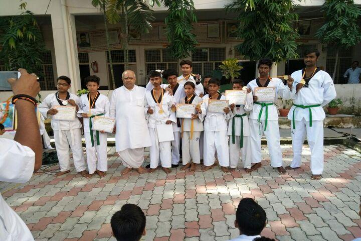Rani Rewati Devi Saraswati Vidya Niketan Inter College-Sports Activity