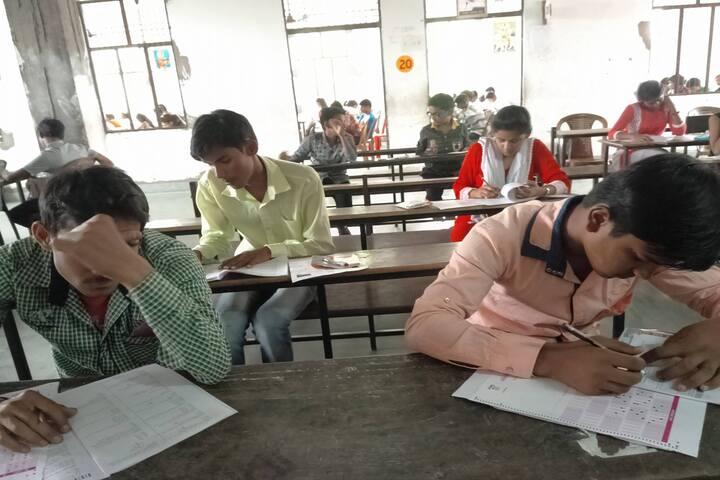 Rani Rewati Devi Saraswati Vidya Niketan Inter College-Examination