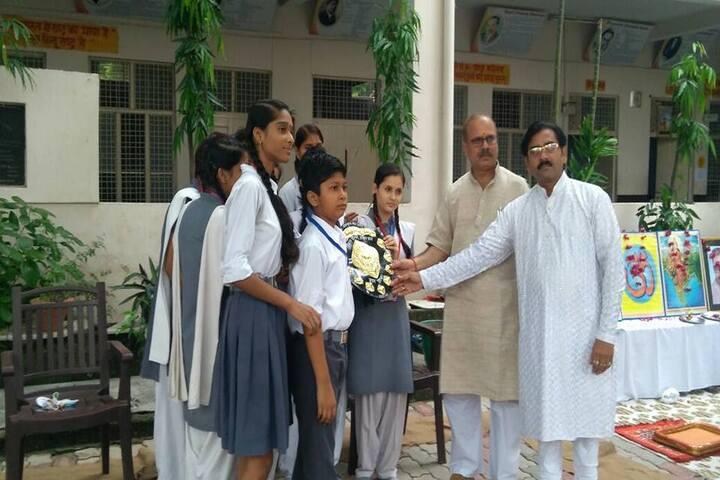Rani Rewati Devi Saraswati Vidya Niketan Inter College-Prize Distributing
