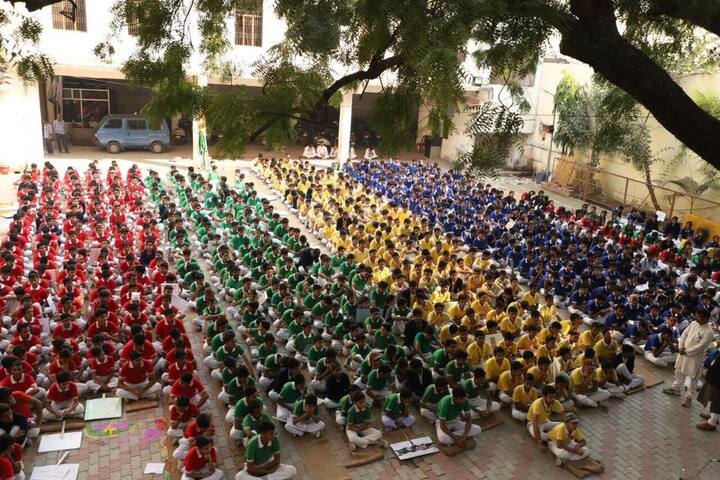 Rani Rewati Devi Saraswati Vidya Niketan Inter College-Sports Club