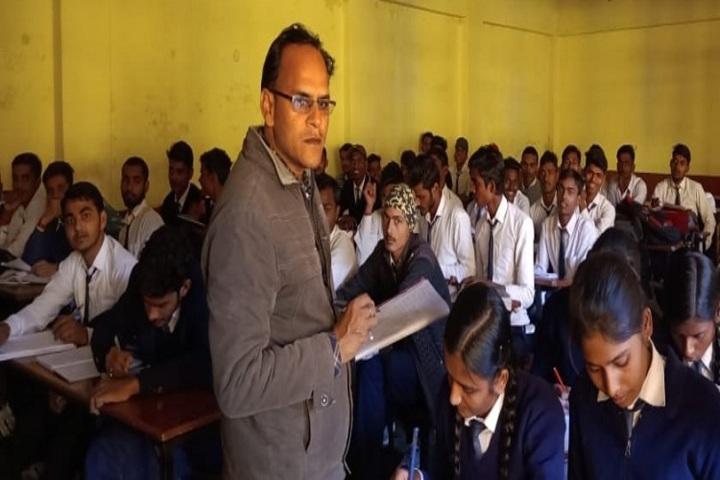 Bal Vikas Inter College-Classroom