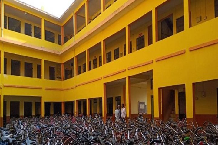 Bal Vikas Inter College-Campus Building