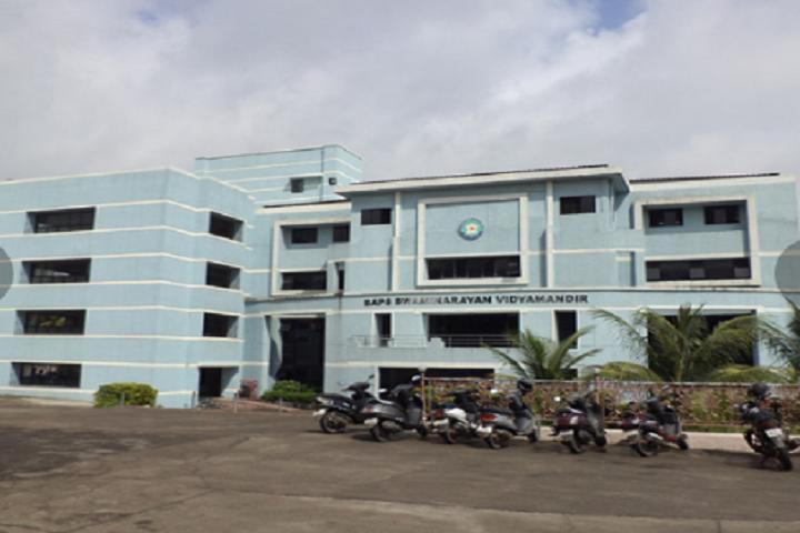 BAPS Swaminarayan Vidyamandir-Campus view
