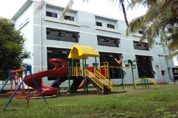 BAPS Swaminarayan Vidyamandir-Play Area
