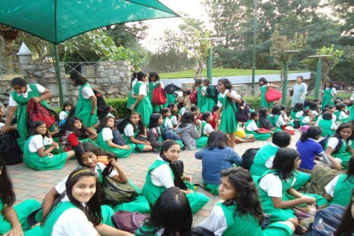 Nirmala Rani English Primary School-Tour
