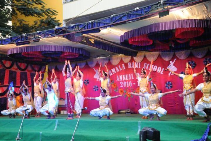 Nirmala Rani English Primary School-Dance