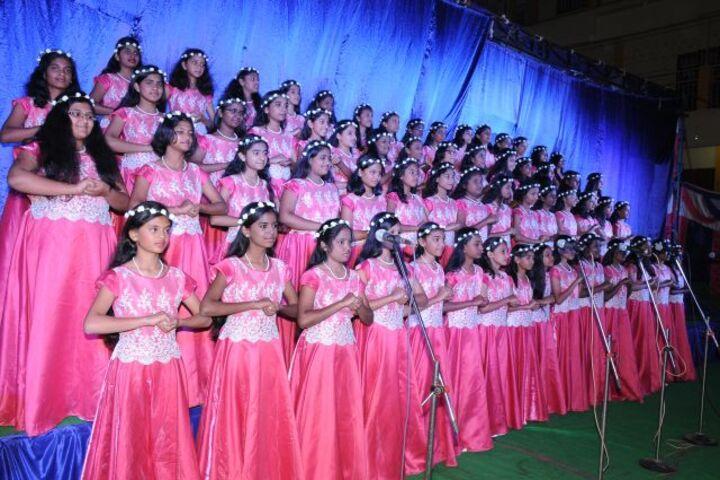 Nirmala Rani English Primary School-Music