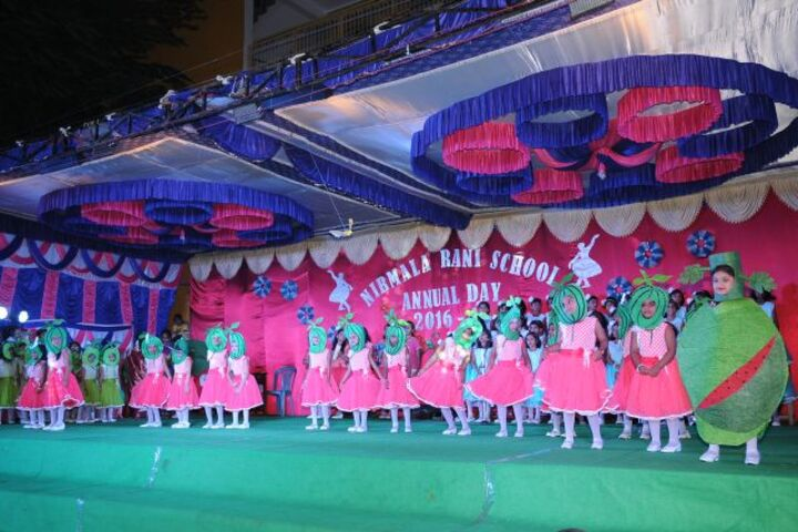 Nirmala Rani English Primary School-Fancy Dress