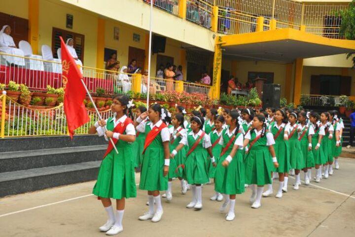 Nirmala Rani English Primary School-Sports Club