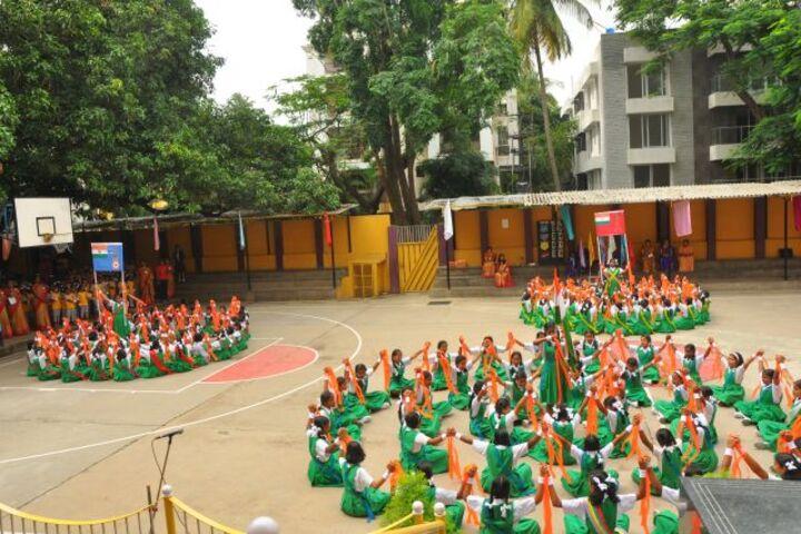 Nirmala Rani English Primary School-Independence Day