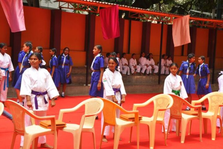 Nirmala Rani English Primary School-Sports Activity