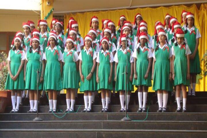 Nirmala Rani English Primary School-Christmas Carnival