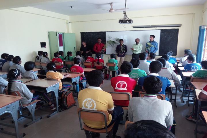 Pandithya Euro School-Workshop