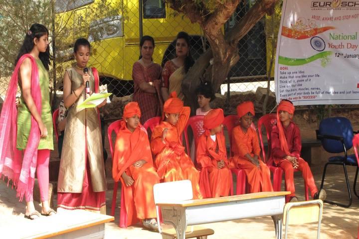 Pandithya Euro School-Fancy Dress