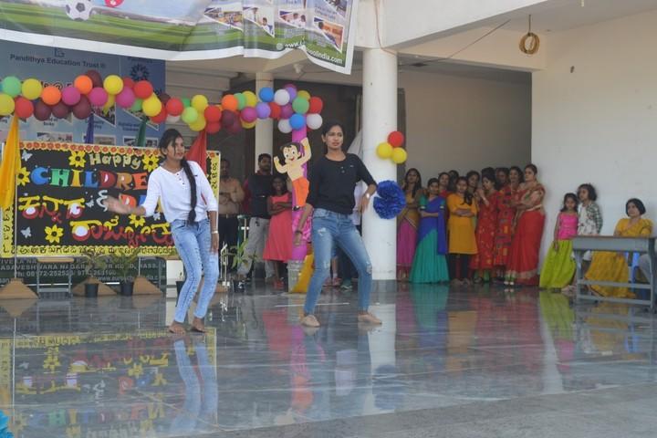 Pandithya Euro School-Dance