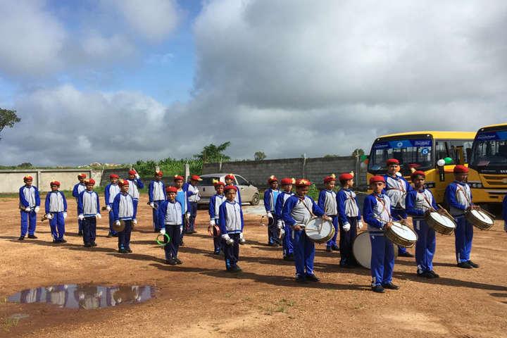 Pandithya Euro School-Sports Activity