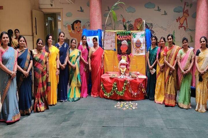 Bangalore International High School-Festival Celebration