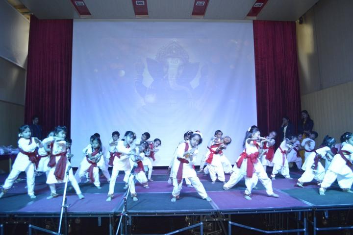 Bangalore International High School-Dance