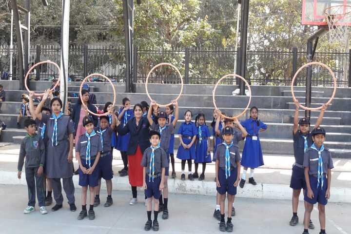 Bangalore International High School-Sports