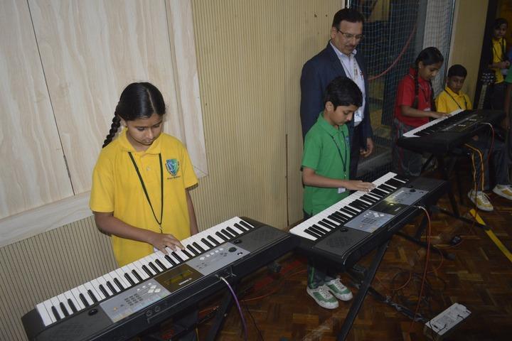 Bangalore International High School-Music