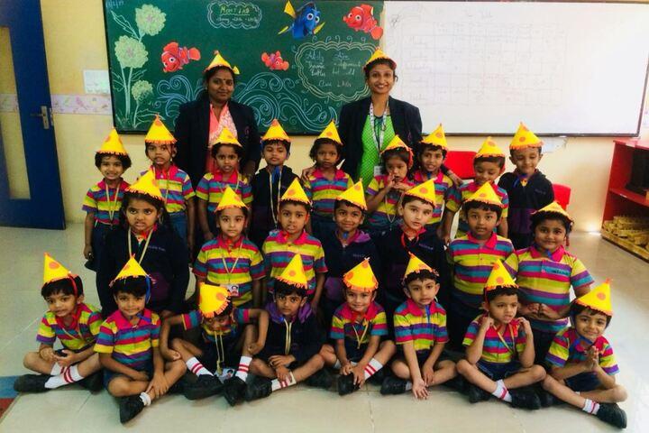 Bangalore International High School-Kids Activity