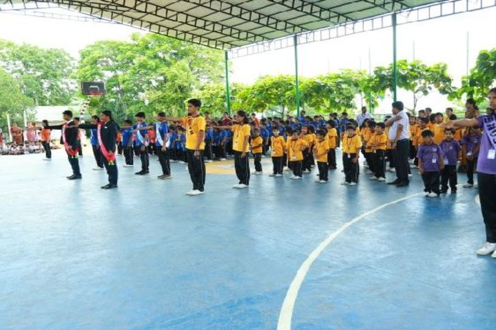 Mulamoottil Central School-Student Clubs