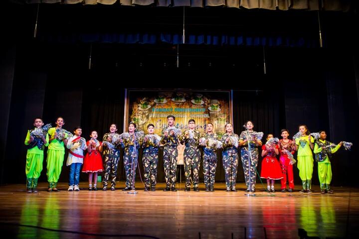 Bombay Presidency International School-Music Activity
