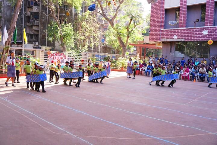 Bombay Presidency International School-Sports
