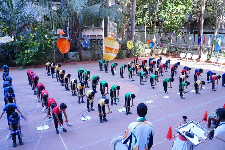 Bombay Presidency International School-Sports Meet