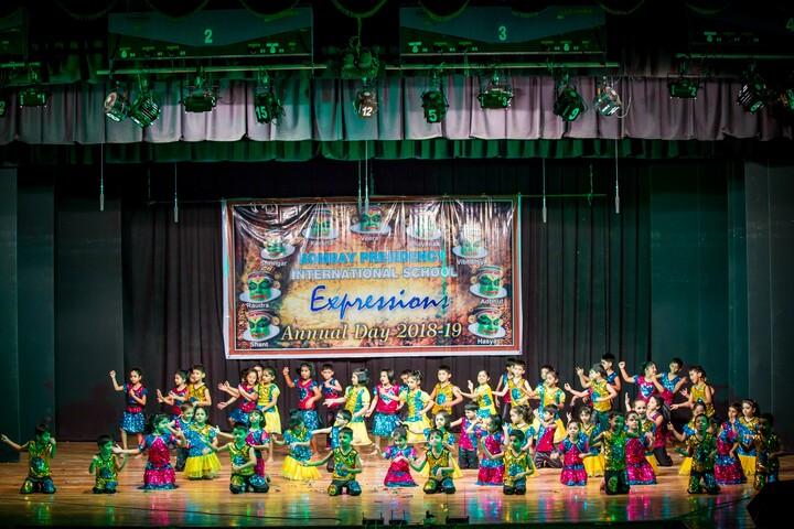 Bombay Presidency International School-Dance