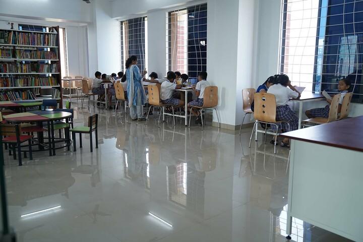 Bombay Presidency International School-Library