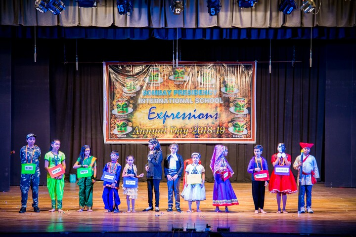 Bombay Presidency International School-Fancy Dress