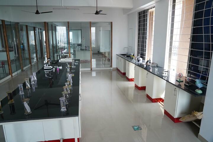 Bombay Presidency International School-Biology Lab