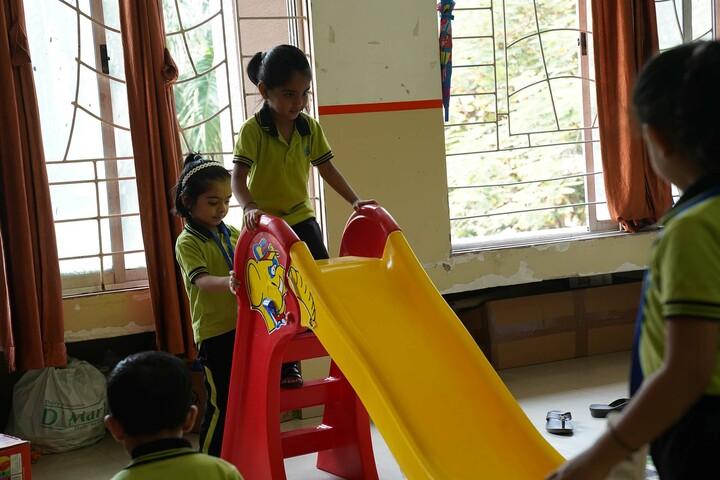 Bombay Presidency International School-Play Area