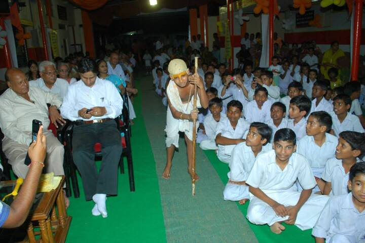 Saraswati Gyan Mandir Inter College-Fancy Dress