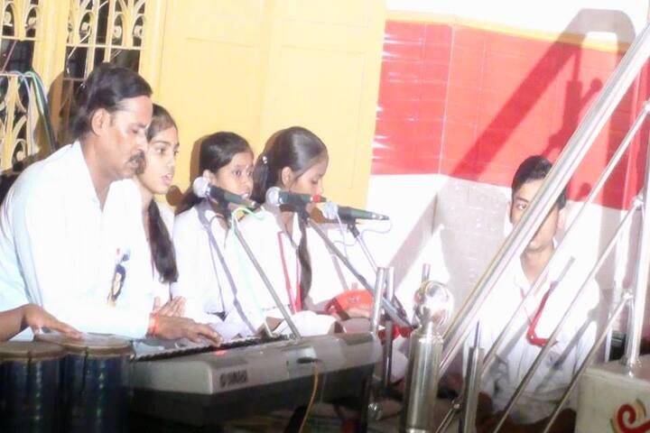 Saraswati Gyan Mandir Inter College-Music Activity