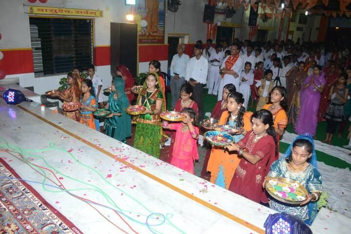 Saraswati Gyan Mandir Inter College-Festival Celebration