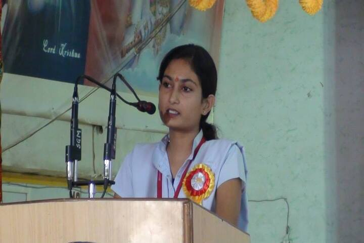 Saraswati Gyan Mandir Inter College-Speech