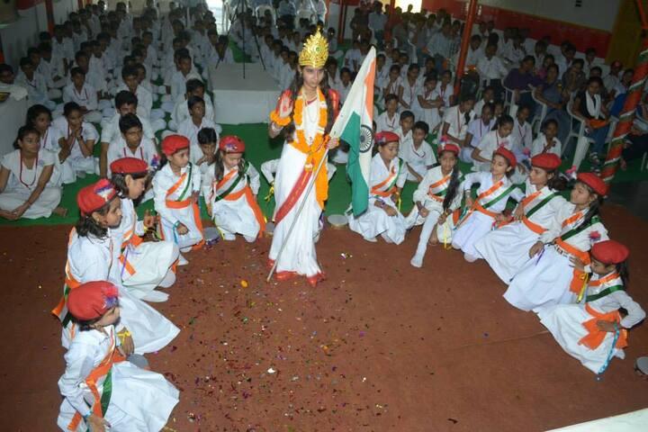 Saraswati Gyan Mandir Inter College-Independence Day