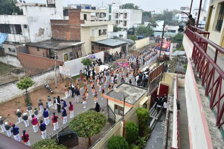Saraswati Gyan Mandir Inter College-Assembly