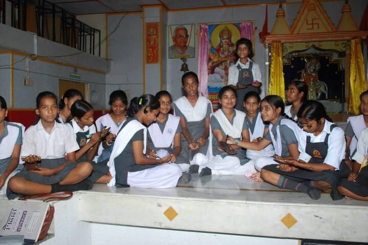 Saraswati Gyan Mandir Inter College-Painting Activity