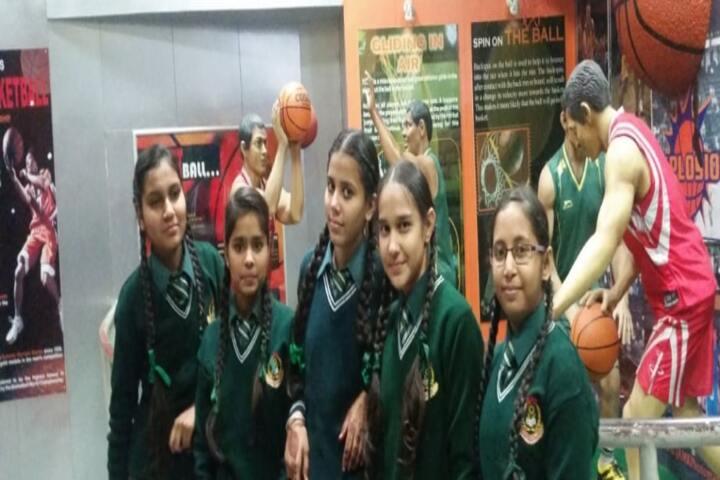 Genius Public Senior Secondary School-Tour