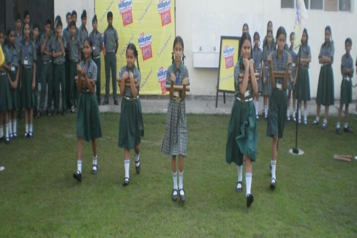 Genius Public Senior Secondary School-Sports