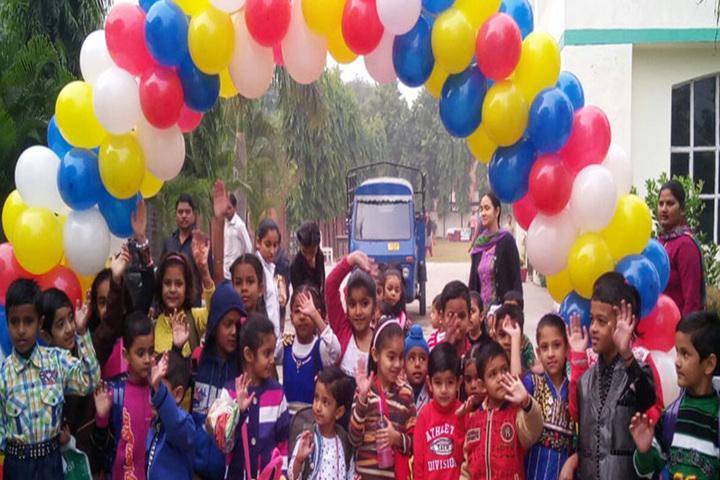 Genius Public Senior Secondary School-Annual Day