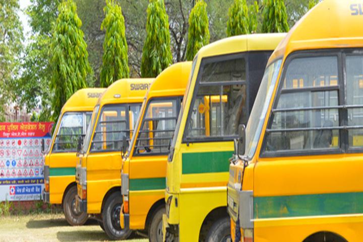 Genius Public Senior Secondary School-Transport
