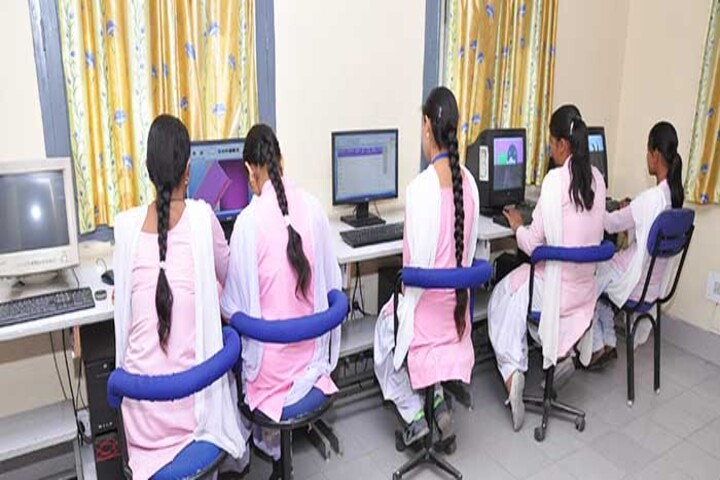 Arya Collegiate Senior Secondary Girls School-Computer Lab